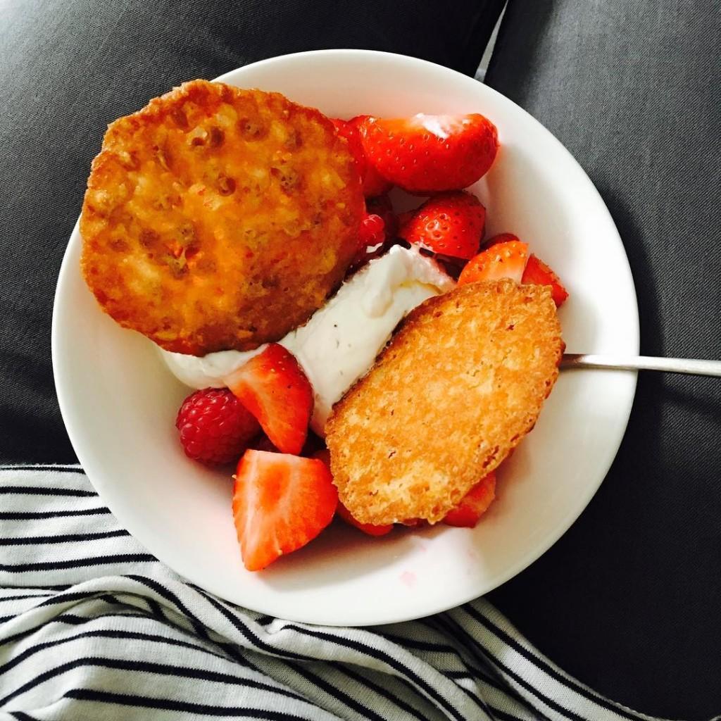 EAT DESSERT FIRST  Heerlijk toetje gemaakt door mijn dochterhellip